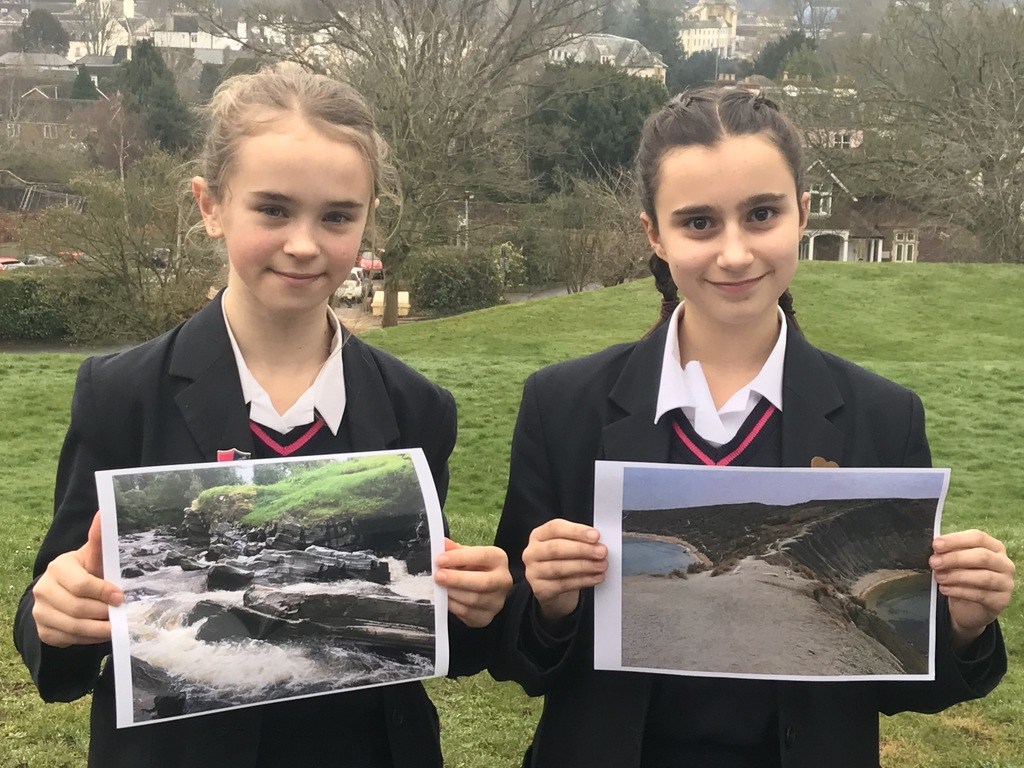 Monmouth photographers recognised in national geography competition