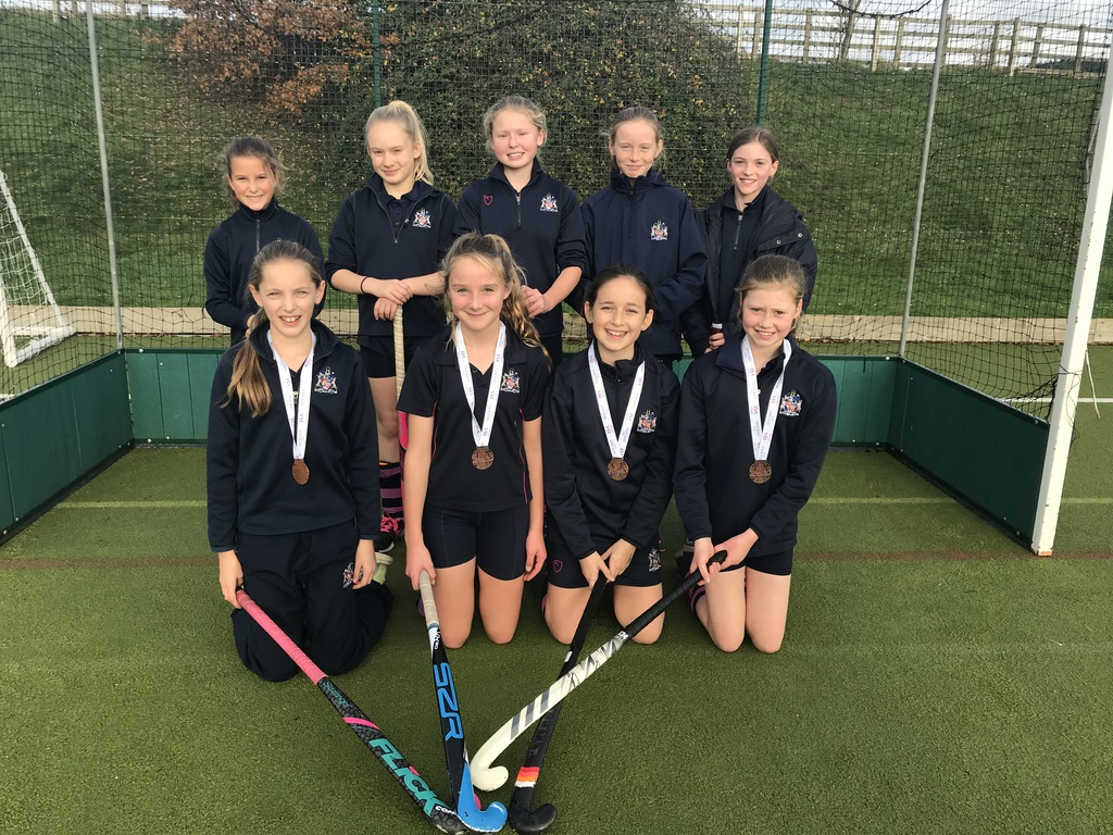 Bronze medal joy for Monmouth hockey aces