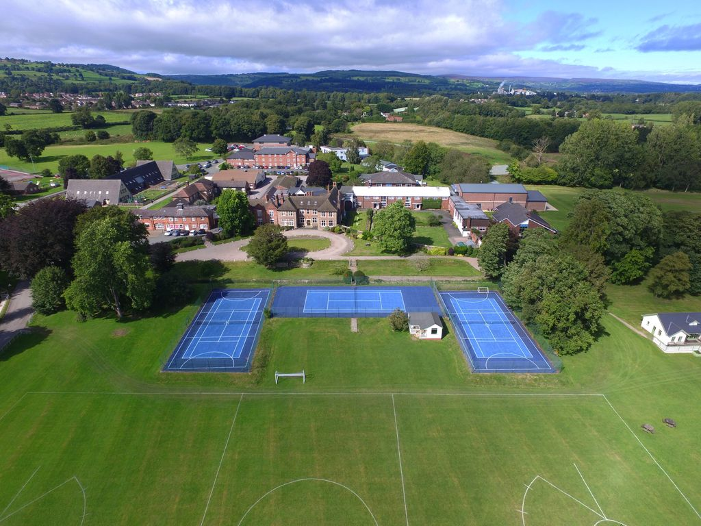Moreton Hall Campus with HCT