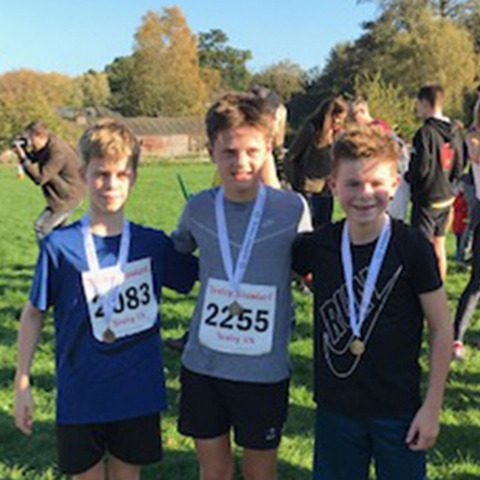 Moulsford runners