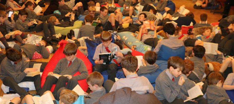 Moulsford enjoys The Big Read