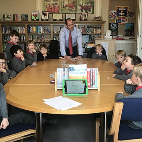 Pre-Prep School Council meeting