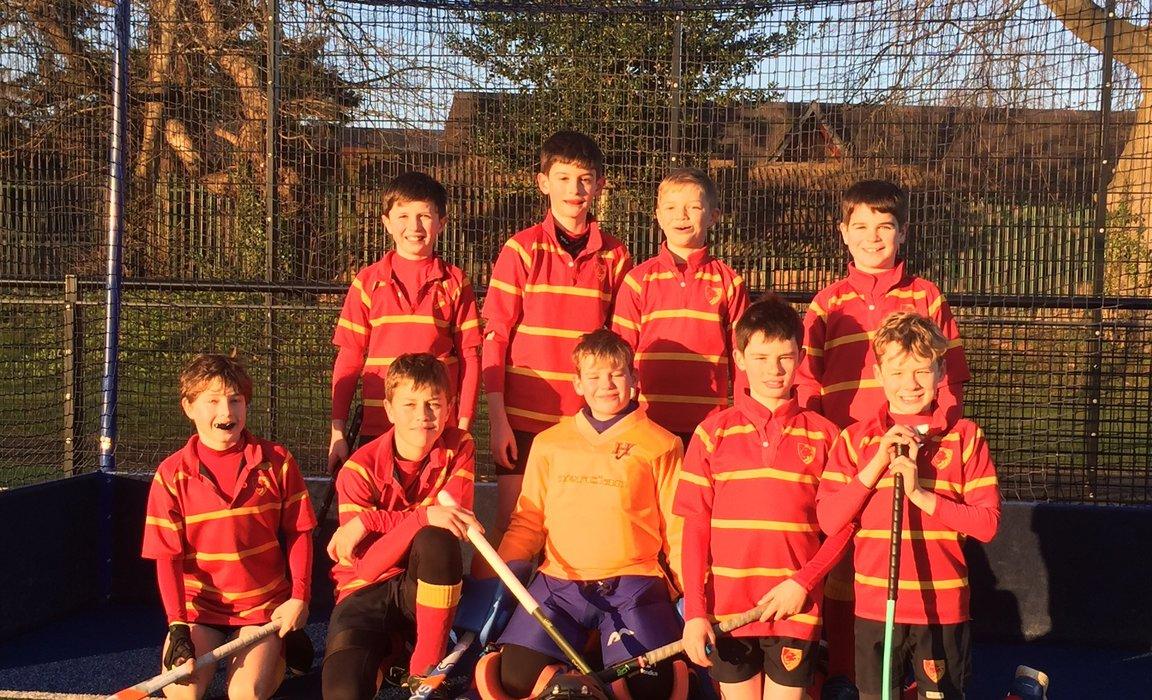 Moulsford Under 11 team