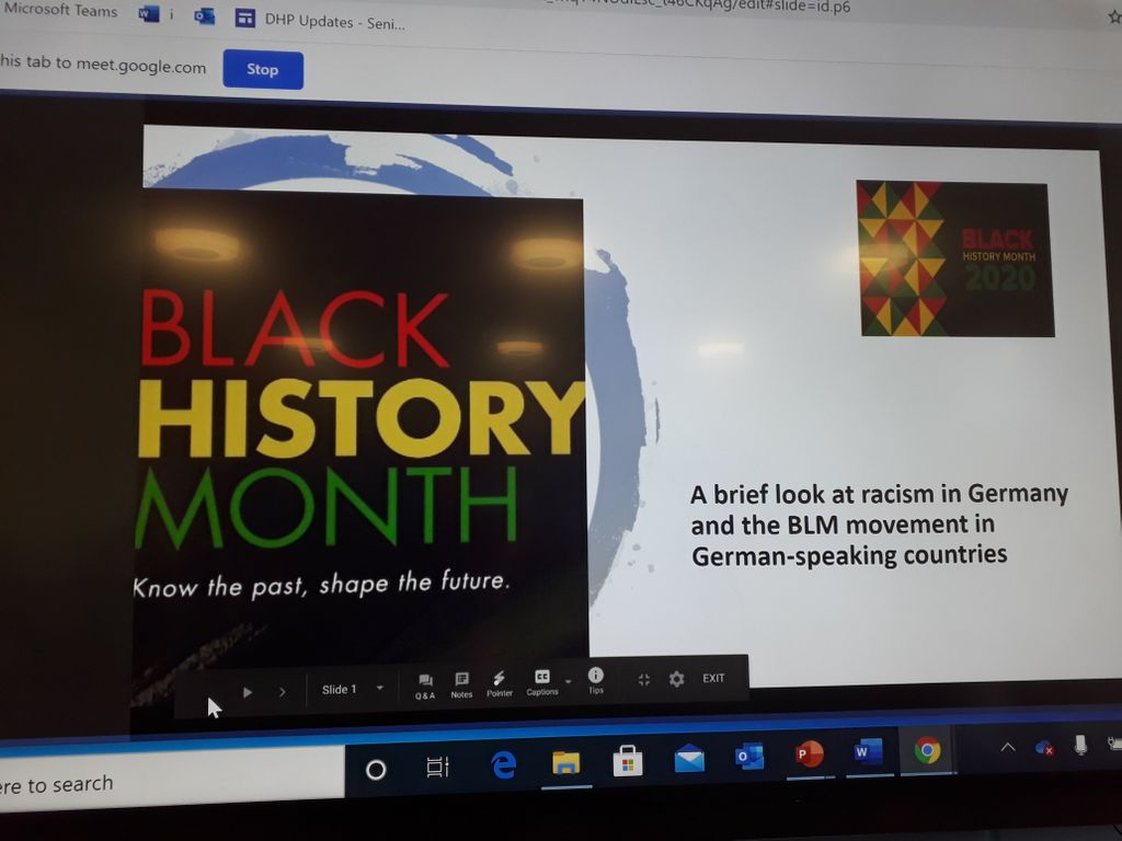 Northampton High School celebrates Black History Month with engaging seminars