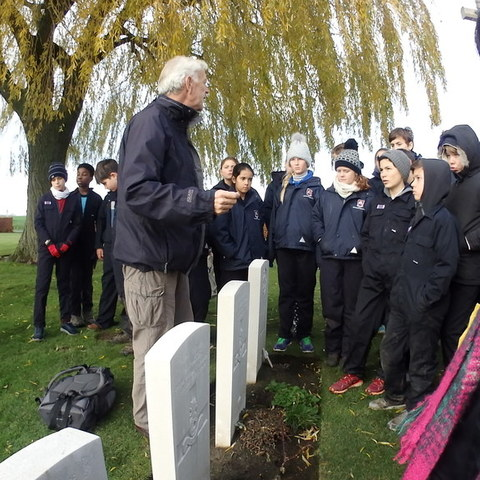 Christmas-Truce-Ypres-Northbourne-Park-School-2019 (64)
