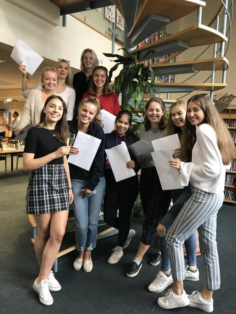 NOTRE DAME GIRLS SMASH NEW A-LEVELS WITH TOP RESULTS