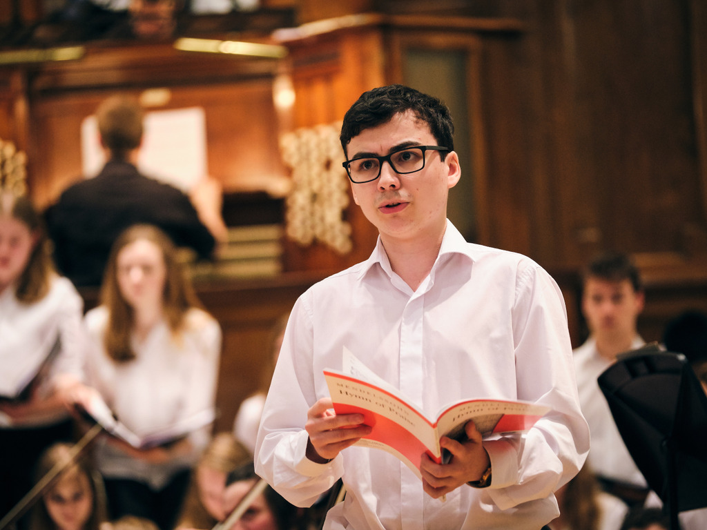 National Choral Success for Oakhamian
