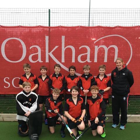 Oakham's U13 Boys