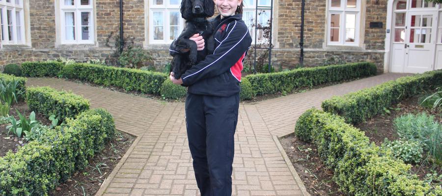 Oakham School - Clare and Tia - Crufts Finalists - 5