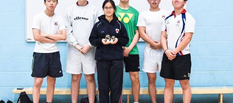 20171105 Badminton Northamptonshire U19 County Championships 001