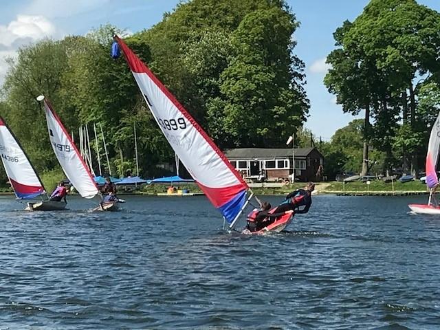 Sailing lean