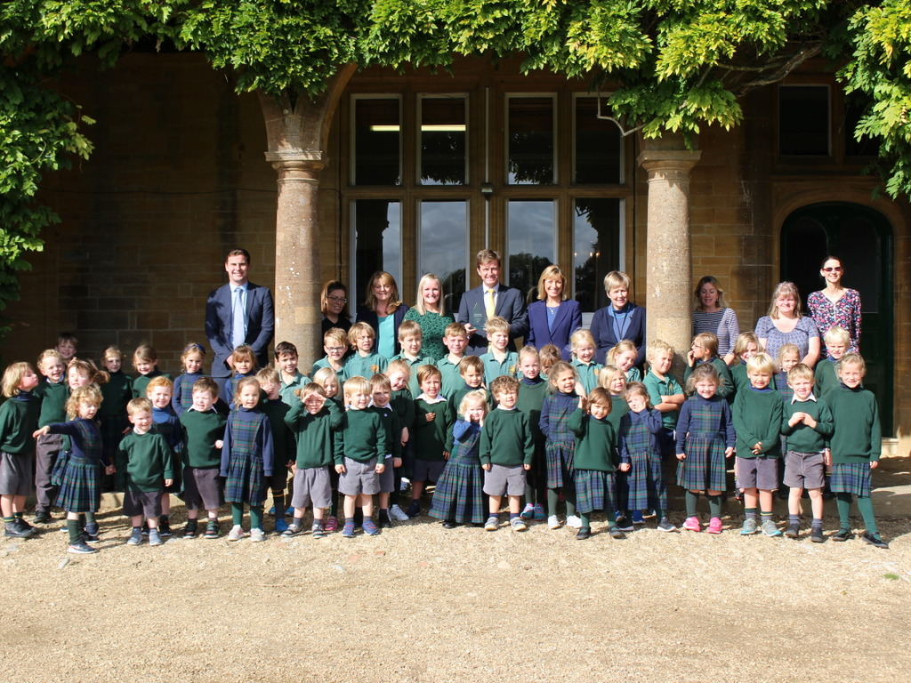 Perrott Hill Pre-Prep of the Year 2019