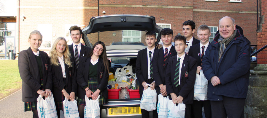 Faith In Action Food Donations Edited