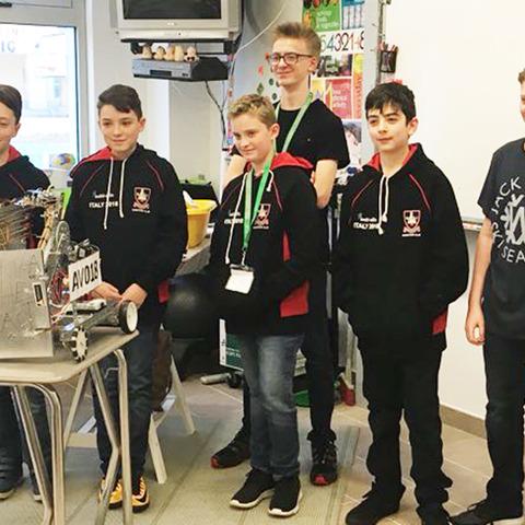 Aviano-Robotics-Challenge
