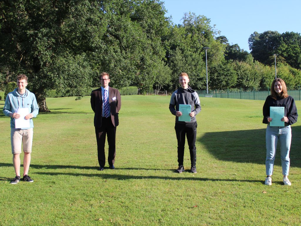 Princethorpe College GCSE Results 1