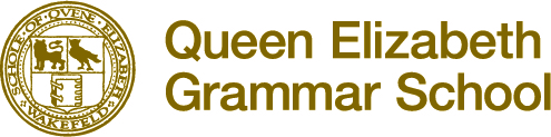 Queen Elizabeth Grammar Junior School logo