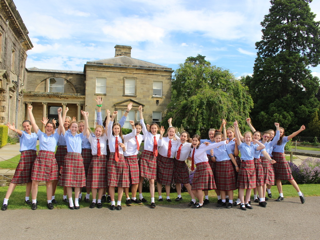 All-Round Success at Queen Mary's School