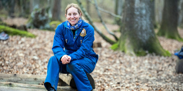 Queen Mary's to Welcome Space Scientist, Dr Suzie Imber, to Female Futures Fair