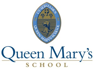 Queen Mary's School, Thirsk logo