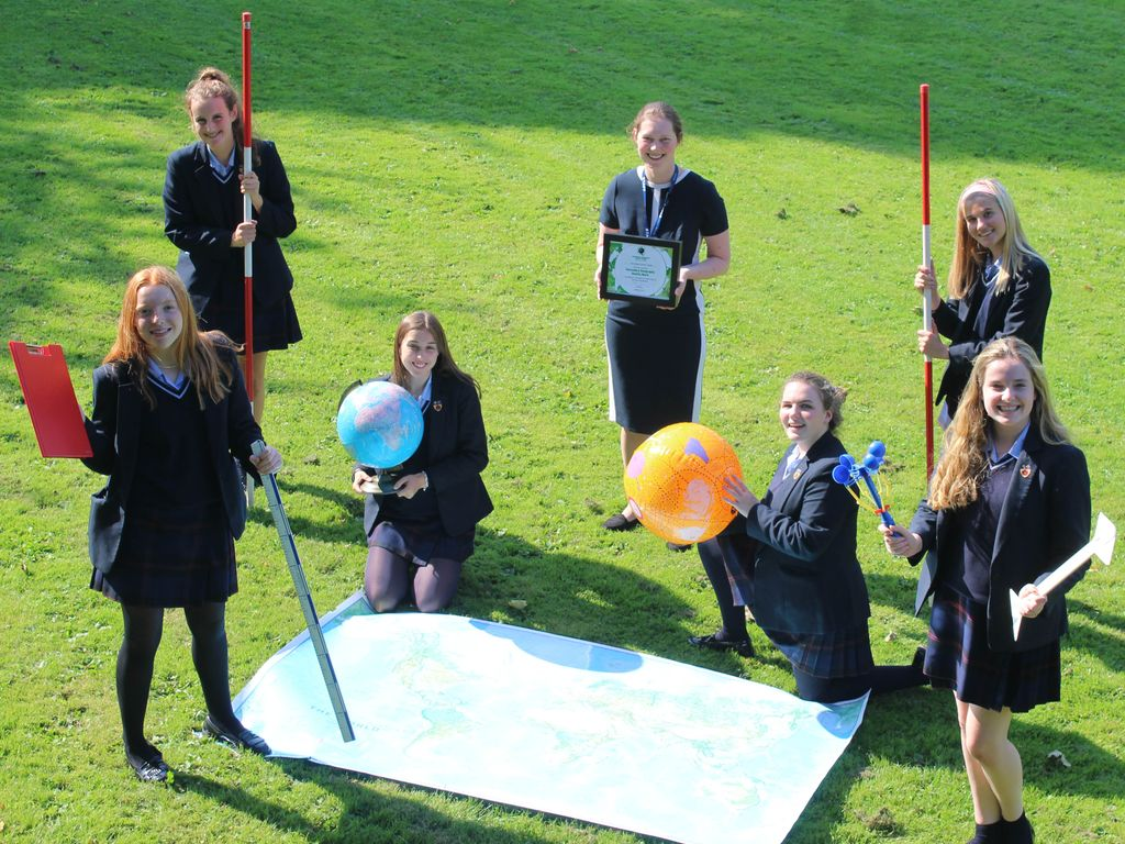 Queen's recognised for Geography excellence