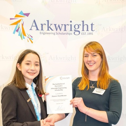 170 Eleanor Arkwright Scholarship