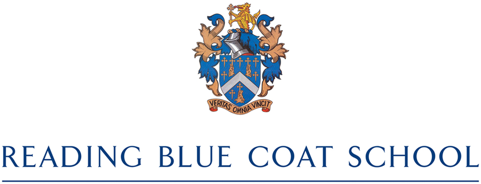 The Reading Blue Coat School logo