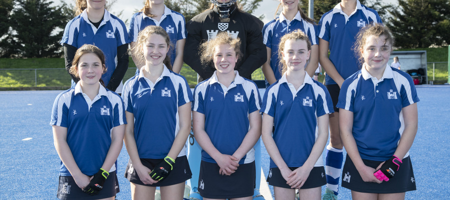 Reigate Grammar School's Under 13 Hockey Team