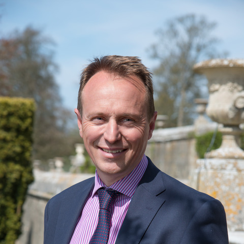 Rob Jones Rendcomb College Headmaster