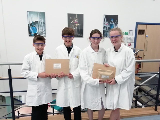 Salters Chemistry Competition