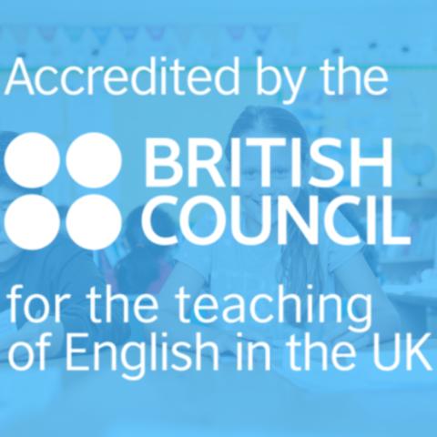 British Council accreditation