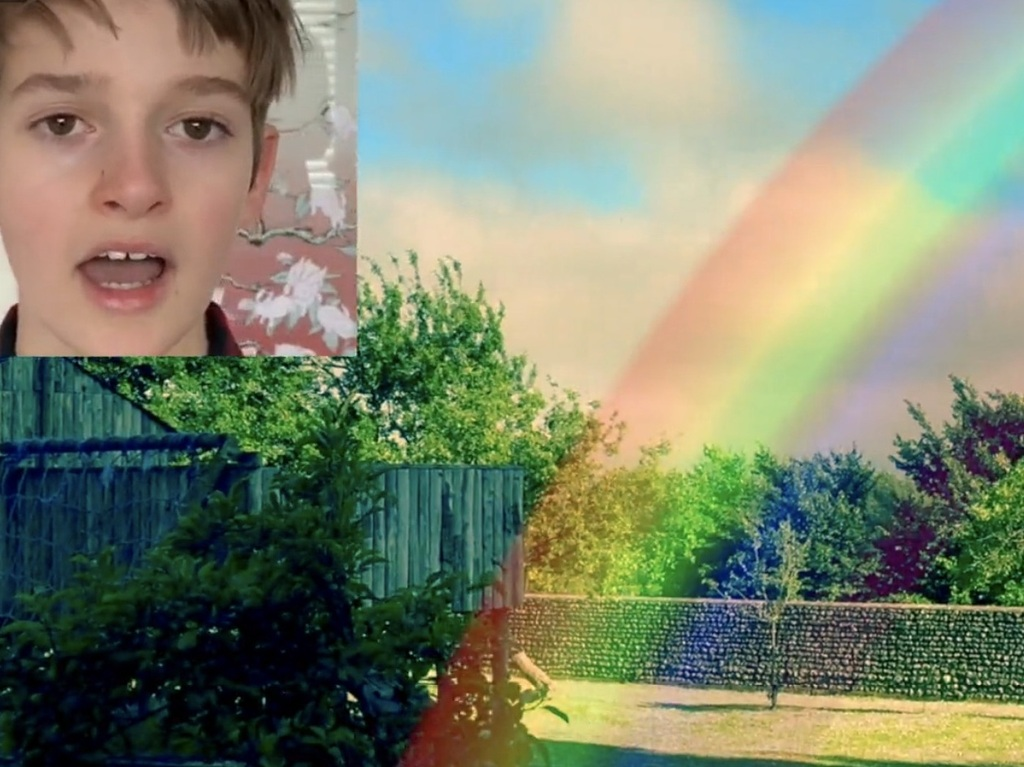 over the rainbow screenshot