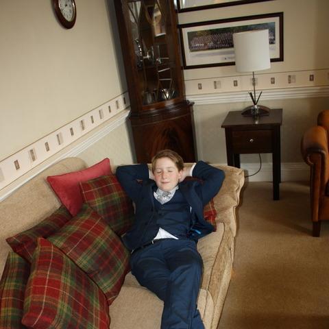 BR sofa