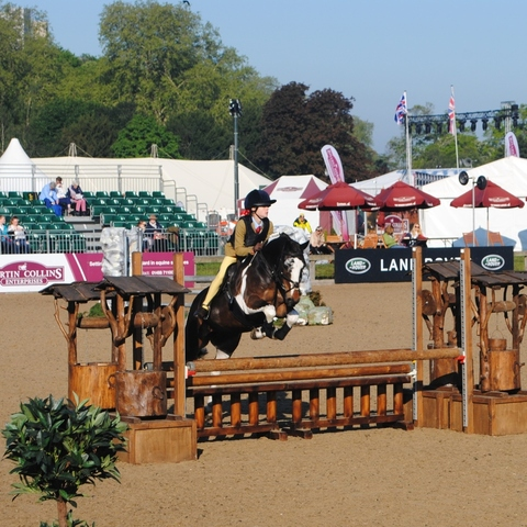 Alice Mackaness at Royal Windsor