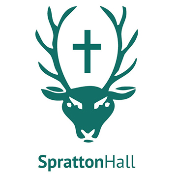 Spratton Hall logo
