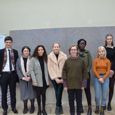 ARTiculation 2018 New Art Centre Regional Final Speakers with Emma Goltz