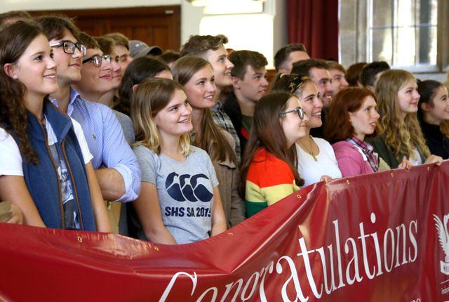 Stamford Endowed Schools students set for the future