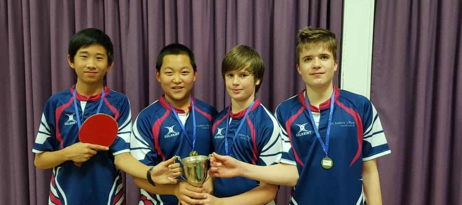 Sussex U13 champions