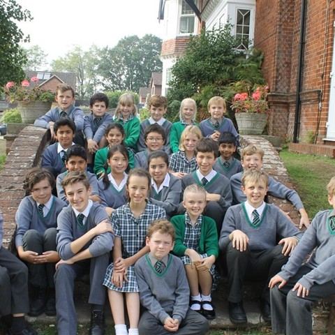 Finalists in the St. Andrew's House Poetry competition.