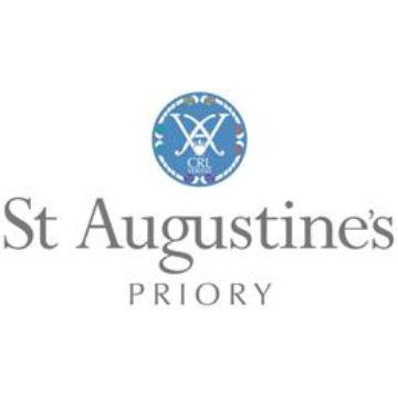 St Augustine's Priory logo