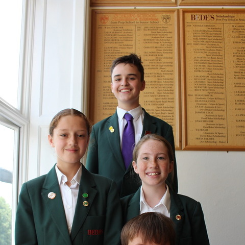 Bede's Prep Wicked Young Writers Award 2019 finalists