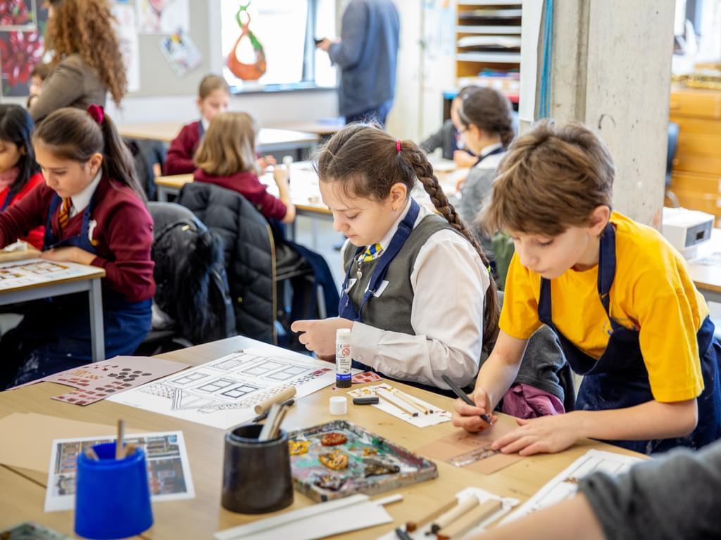 art workshop at st benedicts-1