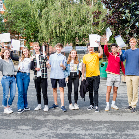 st benedicts a level results-25