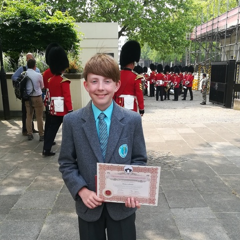 St Cedd's School Poetry Success