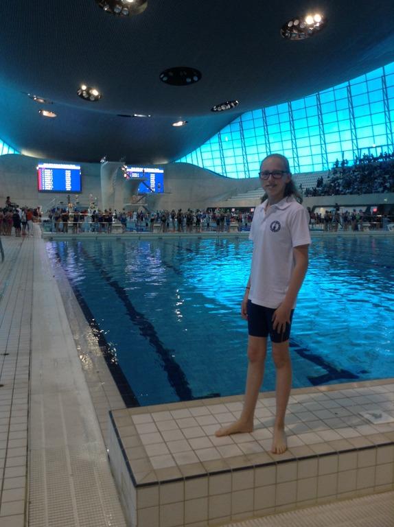 IAPS Swim 1