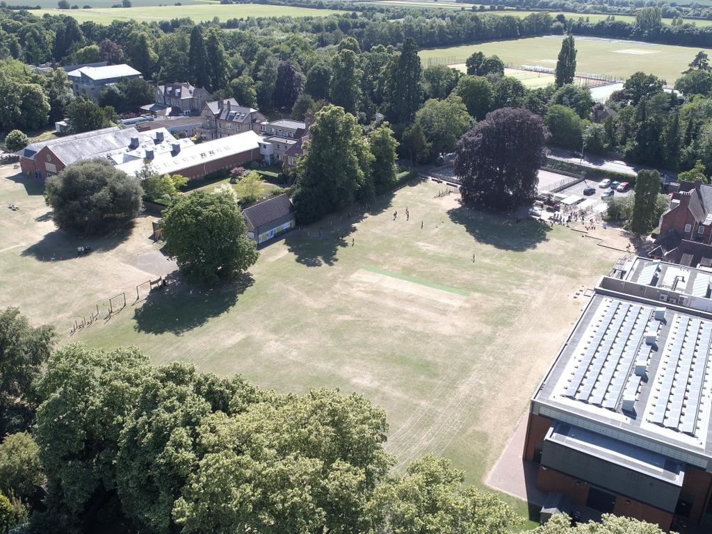 St Faith's School Site