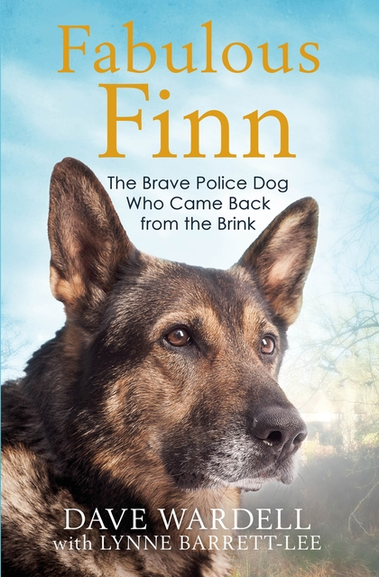 Finn, the brave police dog from Hertfordshire, is coming to St. Francis' College