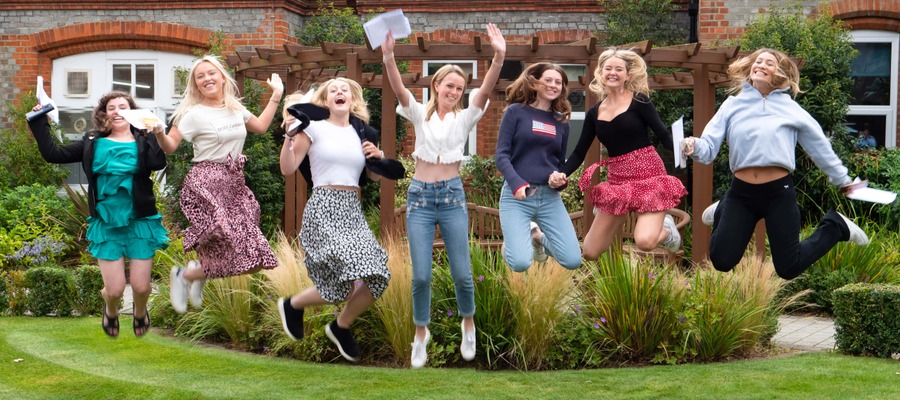 St George's Ascot A Level results 2019-min