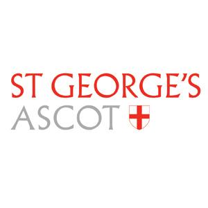 St George's Ascot logo