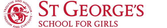 St George's School for Girls logo