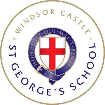 St George's School Windsor Castle logo